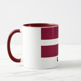 Lettland-Tasse Tasse