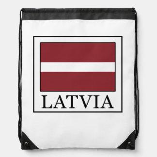 Lettland Turnbeutel
