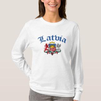 Lettland-Wappen T-Shirt
