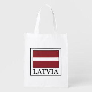 Lettland Wiederverwendbare Einkaufstasche
