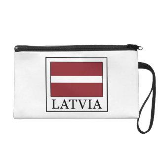 Lettland Wristlet Handtasche