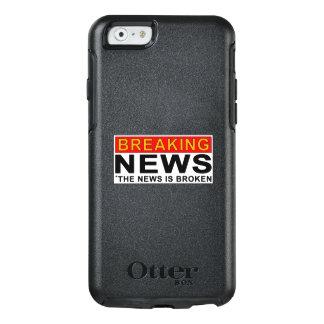 letzte Nachrichten OtterBox iPhone 6/6s Hülle
