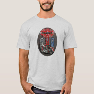 """""""LETZTE STATION """" T-Shirt"""