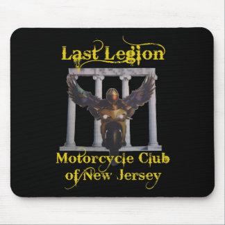 Letzter Legions-Motorrad-Verein von New Jersey Mauspad