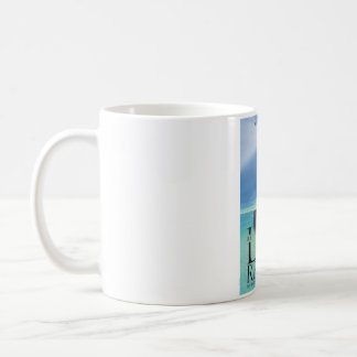 Letzter Wiederbelebungs-Gang Kaffeetasse