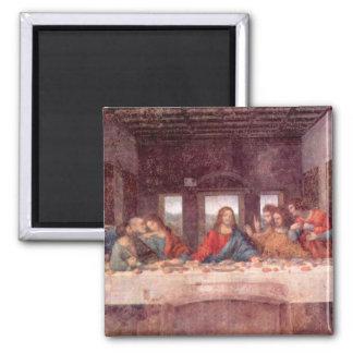 Letztes Abendessen durch Leonardo da Vinci, Renais Kühlschrankmagnet