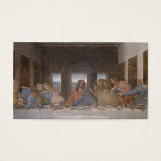 Letztes Abendessen-Leonardo da Vinci-Malen Visitenkarten
