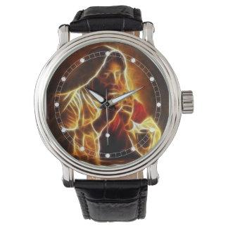 Letztes Abendessen-Uhr Jesuss (mehrfache Modelle) Handuhr