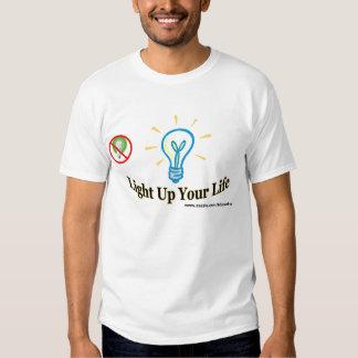 Leuchten Sie Ihrem Leben Shirt