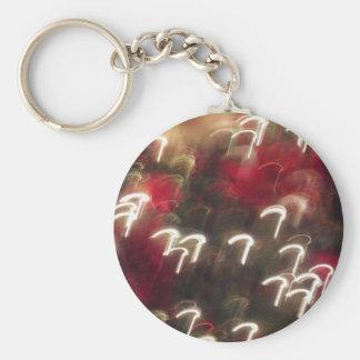 Leuchten Sie meinem Weihnachten Standard Runder Schlüsselanhänger