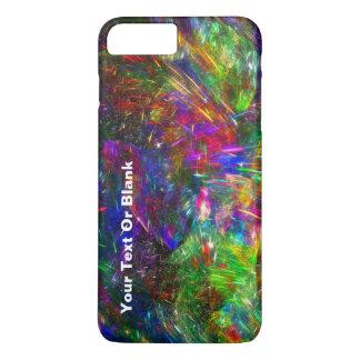 Leuchtende Kristalle iPhone 8 Plus/7 Plus Hülle