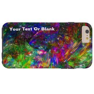 Leuchtende Kristalle Tough iPhone 6 Plus Hülle