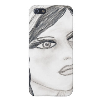Leuchtende Mary iPhone 5 Cover