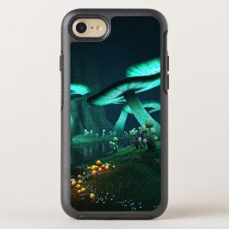 Leuchtende Pilze OtterBox Symmetry iPhone 8/7 Hülle