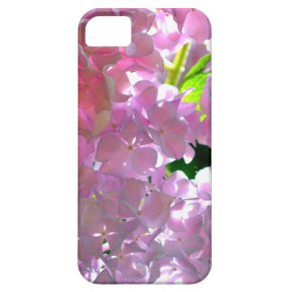 Leuchtende rosa Hydrangeas Hülle Fürs iPhone 5