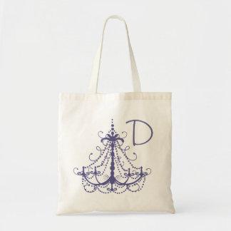 Leuchter-Gastgeschenk Hochzeits-Tasche
