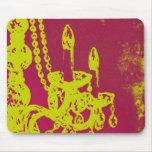 Leuchter-Glamour ~ Mousepad