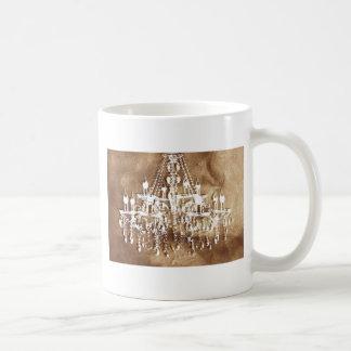 Leuchter-kupfernes Chic Kaffeetasse