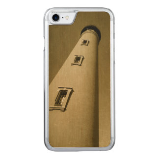"""Leuchtturm-"" Apple iPhone 7 dünner Carved iPhone 8/7 Hülle"