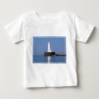 Leuchtturm - Büffel, New York Baby T-shirt