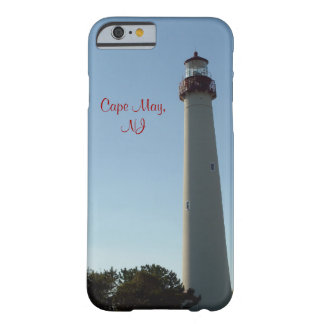 Leuchtturm, Cape May, NJ Barely There iPhone 6 Hülle