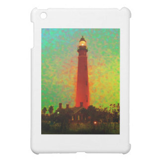 Leuchtturm Daytona Sonnenaufgang die MUSEUM Zazzle iPad Mini Cover