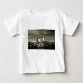 Leuchtturm in Maine Baby T-shirt