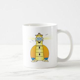 Leuchtturm Kaffeetasse