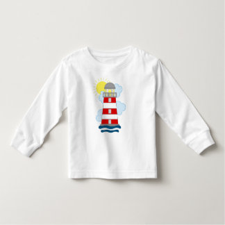 Leuchtturm Kleinkind T-shirt