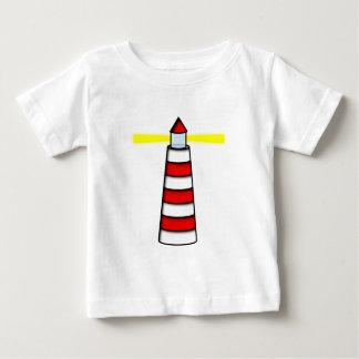 leuchtturm light house baby t-shirt