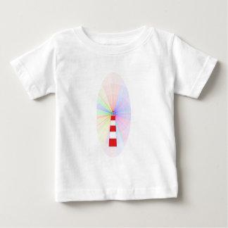 Leuchtturm lighthouse baby t-shirt