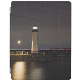 Leuchtturm Rockwall Hafen iPad Smart Cover