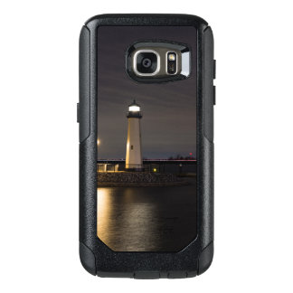 Leuchtturm Rockwall Hafen OtterBox Samsung Galaxy S7 Hülle