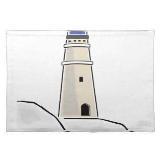 LeuchtturmStandmodell Tischset