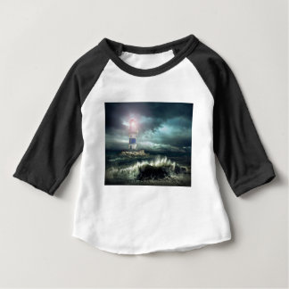 Leuchturm ef baby t-shirt