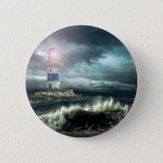 Leuchturm ef runder button 5,7 cm