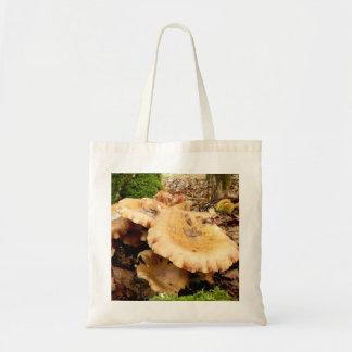 Leucopaxillus giganteus Pilz-Taschen-Tasche Tragetasche