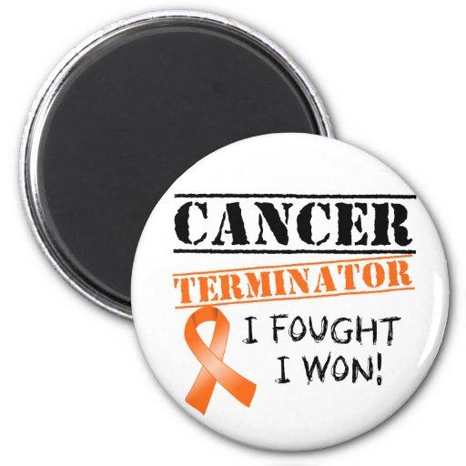 Leukämie-Krebs-Abschlussprogramm Magnete