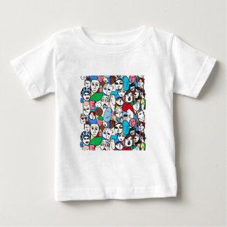 Leute Baby T-shirt