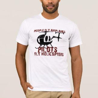 Leute fliegen Flugzeuge, Piloten fliegen T-Shirt