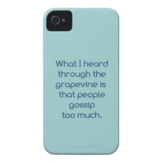 Leute und Klatsch Case-Mate iPhone 4 Hülle