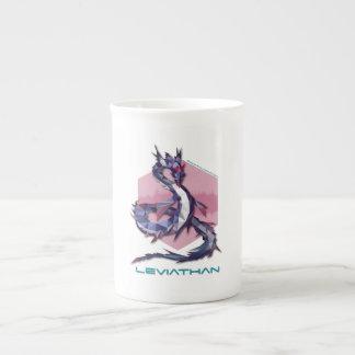 Leviathan-Tasse Porzellantasse