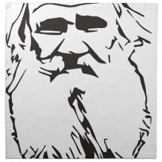 Lew Tolstoi Stoffserviette