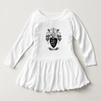 Lewis-Familienwappen-Wappen Kleid