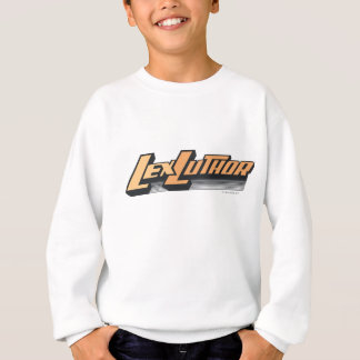 Lex Luther - eine Linie Sweatshirt