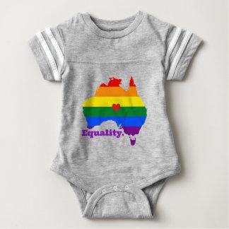LGBT AUSTRALIEN BABY STRAMPLER