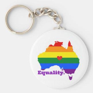 LGBT AUSTRALIEN SCHLÜSSELANHÄNGER
