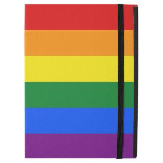 LGBT Gay Pride-Regenbogen-Flagge bunt