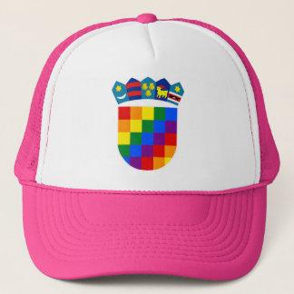 LGBT Kroatien Truckerkappe
