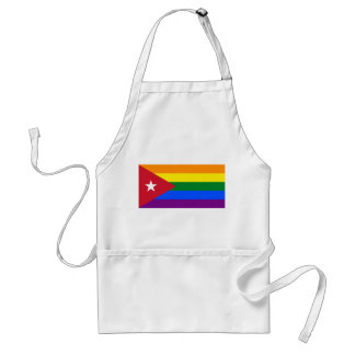 LGBT Kuba Schürze